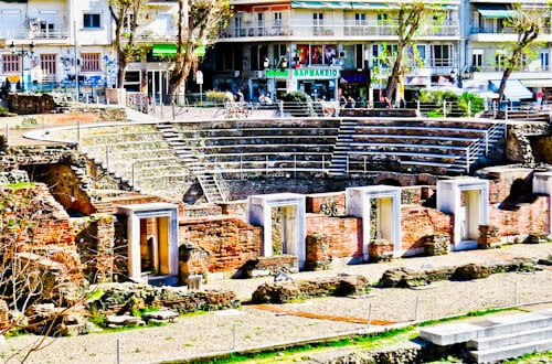 Things to do in Thessaloniki, Greece - Roman Forum