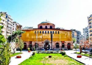 Things to do in Thessaloniki, Greece - Hagia Sophia Thessaloniki