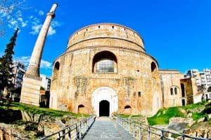 Things to do in Thessaloniki, Greece - Rotunda