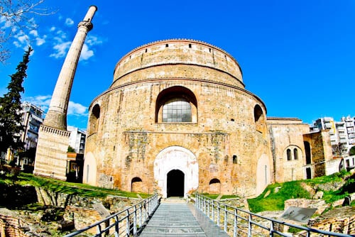 Things to do in Thessaloniki, Greece - Rotunda