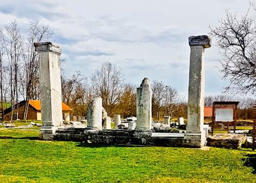 Things to do in Veliko Tarnovo Bulgaria - Nicopolis ad Istrum