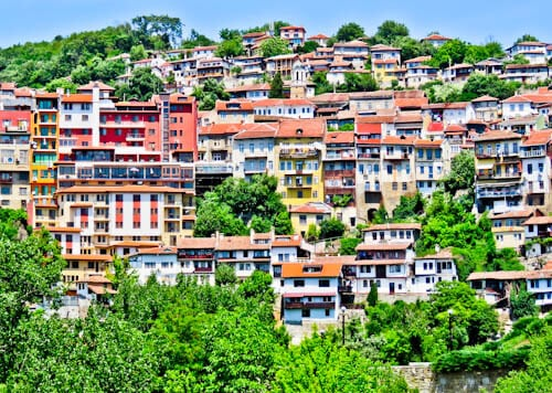 Things to do in Veliko Tarnovo Bulgaria - Old Town Veliko Tarnovo