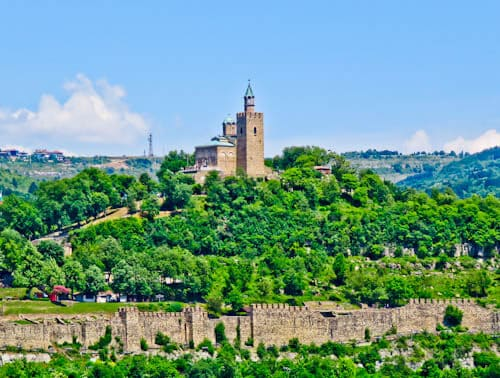 Things to do in Veliko Tarnovo Bulgaria - Tsarevets Fortress