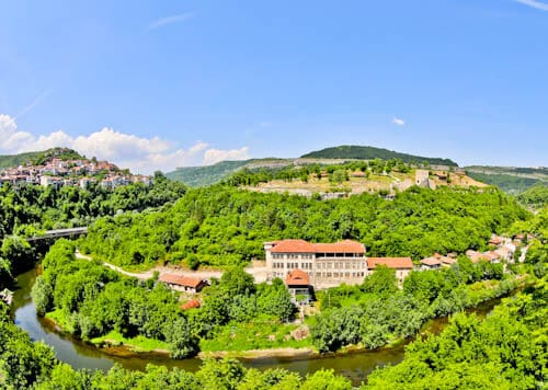 Things to do in Veliko Tarnovo Bulgaria - Trapezitsa Fortress and Light Show