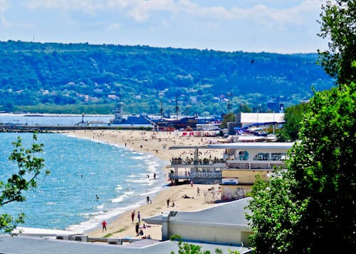 Things to do in Varna Bulgaria - Varna Beach