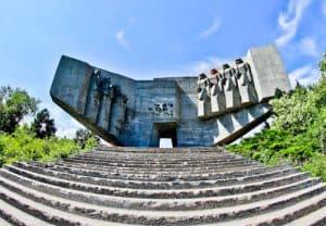 Monument of the Bulgarian-Soviet Friendship