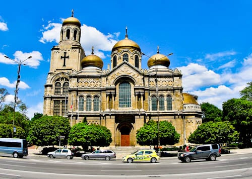 Things to do in Varna Bulgaria - Dormition of the Mother of God Cathedral