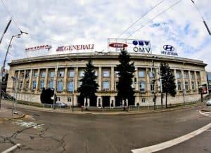 Vasil Levski Stadium - Home of the Bulgaria national football team - Address