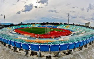 Vasil Levski Stadium - Home of the Bulgaria national football team