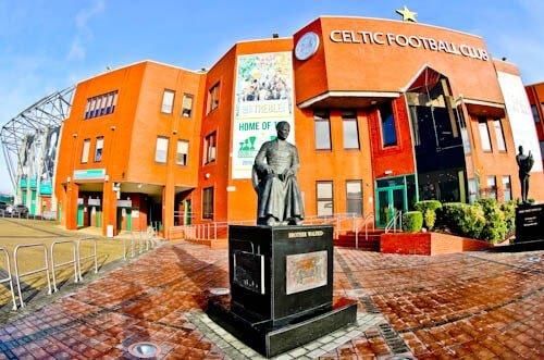 Celtic Stadium Tour - Celtic Park - Meeting Point