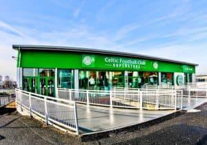 Celtic Stadium Tour - Celtic Park - Club Shop