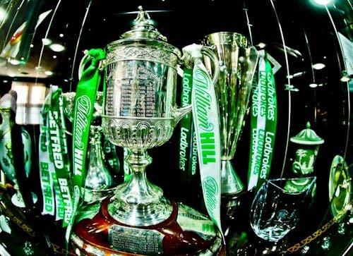 Celtic Stadium Tour - Celtic Park - Museum