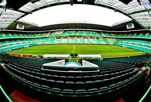 Celtic Stadium Tour - Celtic Park - Stadium