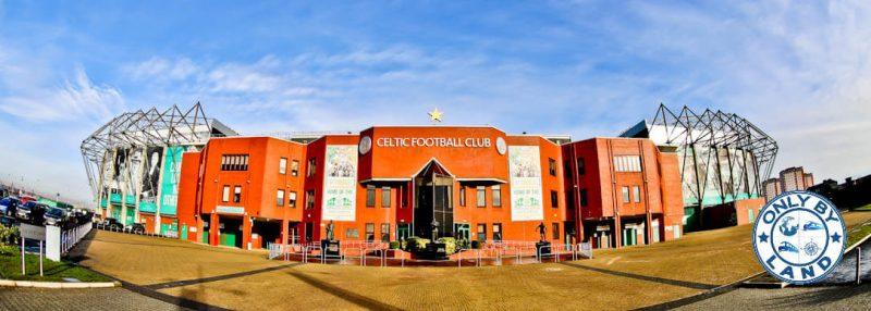 Celtic Stadium Tour - Celtic Park