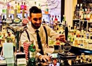 Feathers Hotel Woodstock - Gin Bar