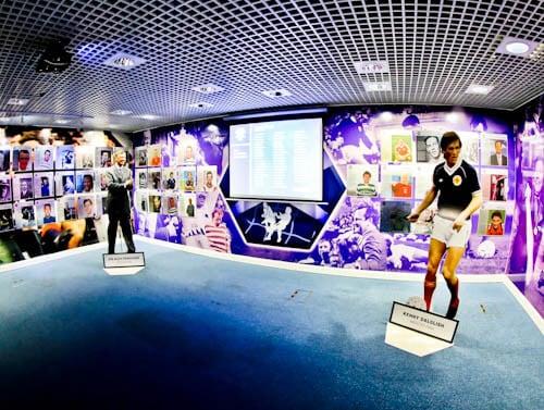 Hampden Park - Museum and Stadium Tour - Scottish Football Museum