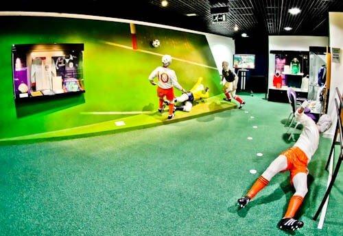 Hampden Park - Museum and Stadium Tour - 1978 World Cup - Goal of the Tournament