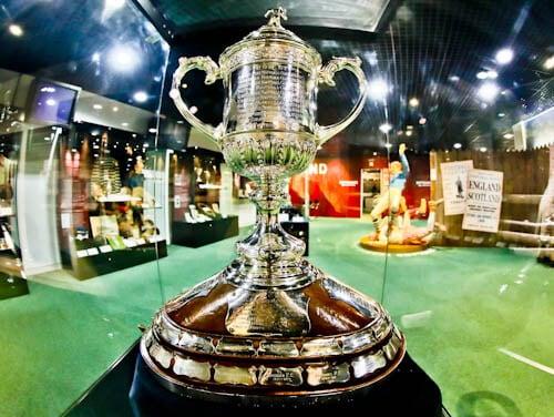 Hampden Park - Museum and Stadium Tour - Scottish Cup