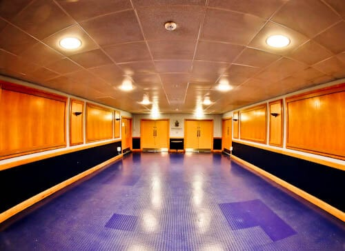 Hampden Park - Museum and Stadium Tour - Players Tunnel