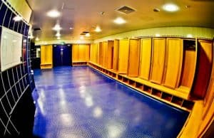 Hampden Park - Museum and Stadium Tour - Away Team Dressing Rooms