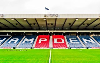 Hampden Park - Museum and Stadium Tour