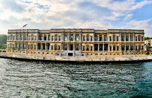 Things to do in Istanbul - Ciragan Palace Kempinski