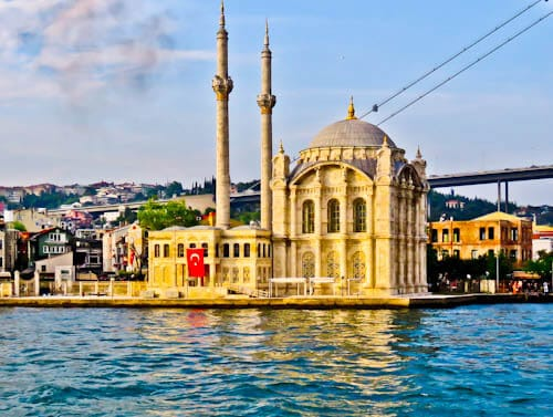 Things to do in Istanbul - Ortakoy Mosque