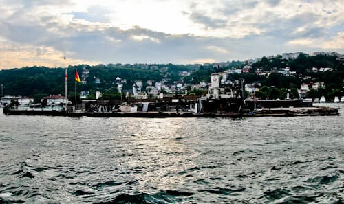 Things to do in Istanbul - Galatasaray Island