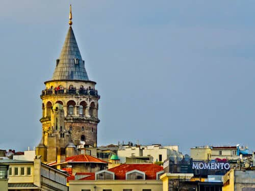 Things to do in Istanbul - Galata Tower