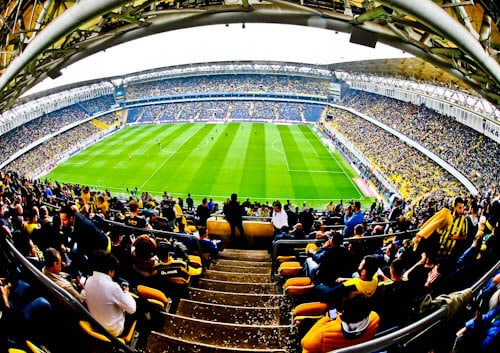 Things to do in Istanbul - Fenerbahce Matchday experience