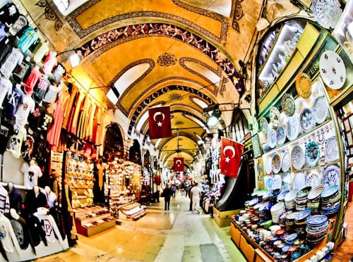 Things to do in Istanbul - Grand Bazaar