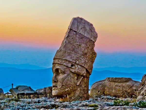 Mount Nemrut Statues - Antiochus