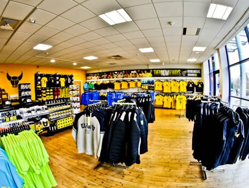 Oxford United - Club Shop