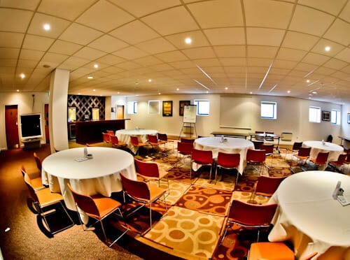 Oxford United - Hospitality Suite