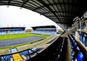 Oxford United - VIP Seats