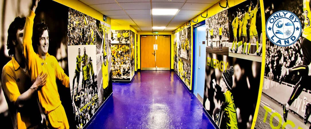 Oxford United - Stadium Tour