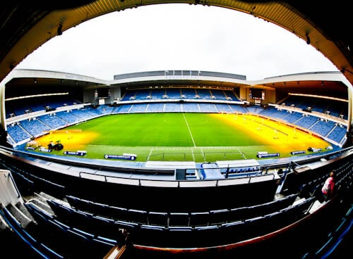 Ibrox Stadium - Facts