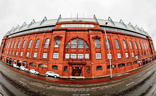 Ibrox Stadium - Stadium Tour Meeting Point