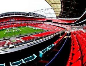 Wembley Stadium Tour - Royal Box