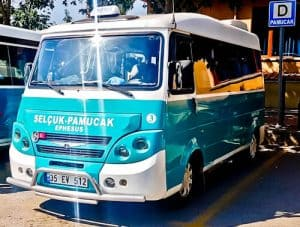 How to travel from Selcuk to Ephesus