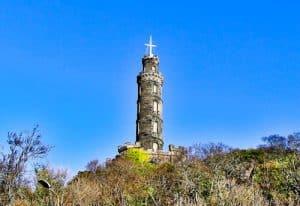 Edinburgh Landmarks + Top Instagram Spots - Nelson Monument