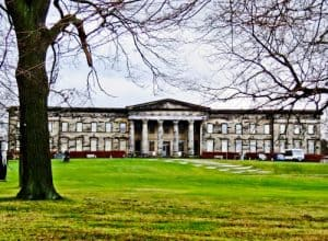 Edinburgh Landmarks + Top Instagram Spots - Scottish National Gallery of Modern Art
