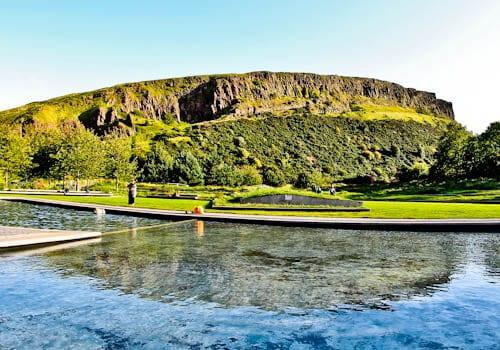 Edinburgh Landmarks - Arthur's Seat