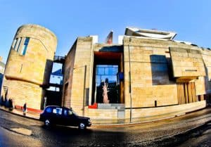 Edinburgh Landmarks + Top Instagram Spots - National Museum of Scotland