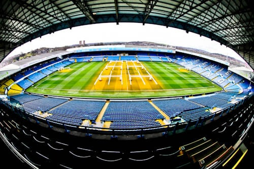 Elland Road Stadium Tour - Leeds United