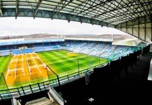 Elland Road Stadium Tour - Leeds United - Legends Club