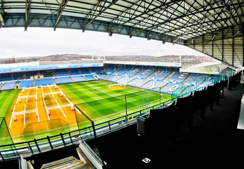 Elland Road Stadium Tour - Leeds United - Legends Club