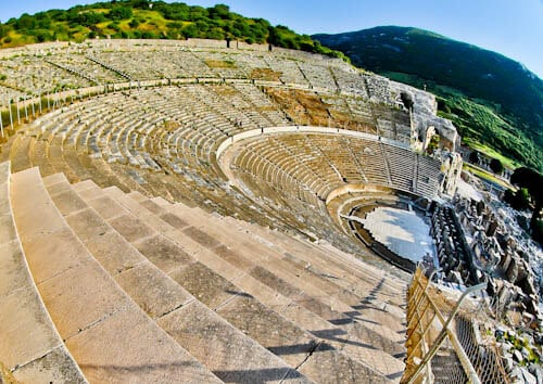 Ephesus Turkey - Great Theater