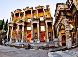Ephesus Turkey - Celsus Library