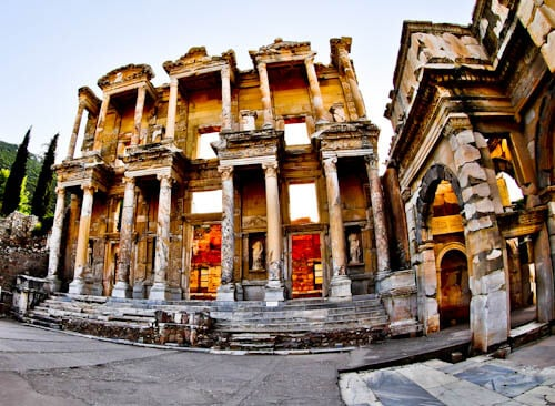 Ephesus Turkey - Celsus Library